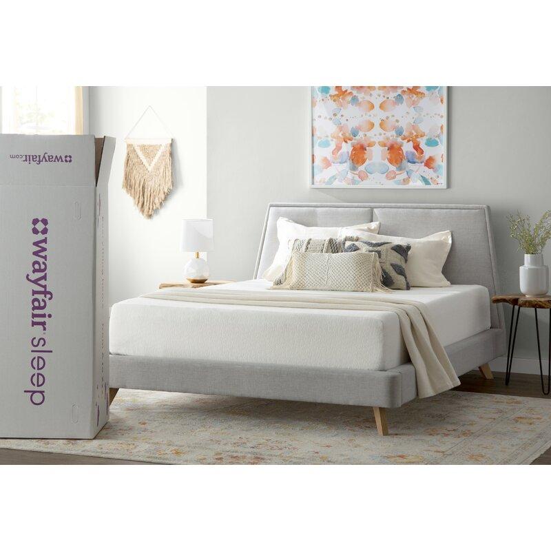 Wayfair Sleep 10 Medium Memory Foam Mattress Reviews Wayfair