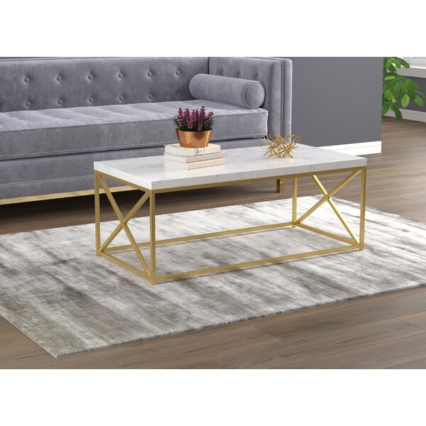 Comparison Haggerton Coffee Table by Brayden Studio