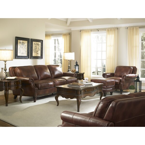 Franciscan Configurable Living Room Set by Canora Grey