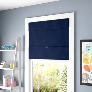 Cordless Magnetic Thermal Roman Shade