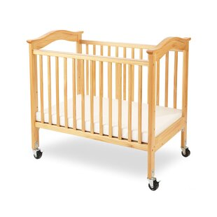 Compare Berkshire Portable Crib with Mattress ByL.A. Baby