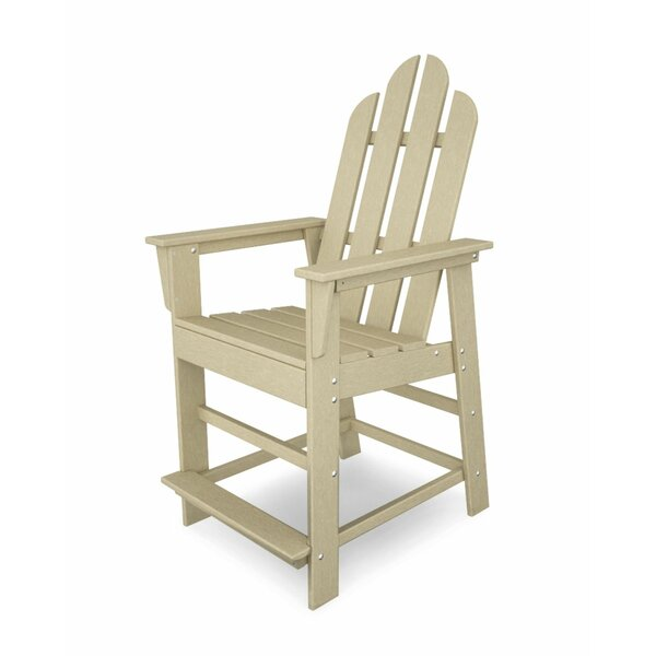 Long Island Plastic Adirondack Chair by POLYWOOD®