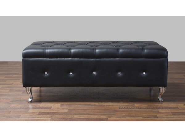 Baxton Studio Brighton Upholstered Bench by Wholesale Interiors