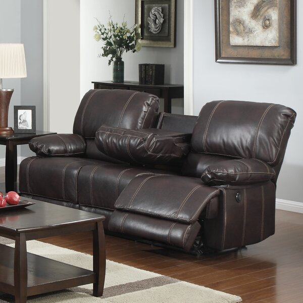 Gordon Power Recliner Reclining Sofa by Flair