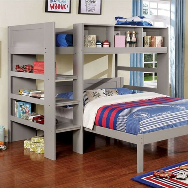 Cribbs Twin Loft Bed by Zoomie Kids