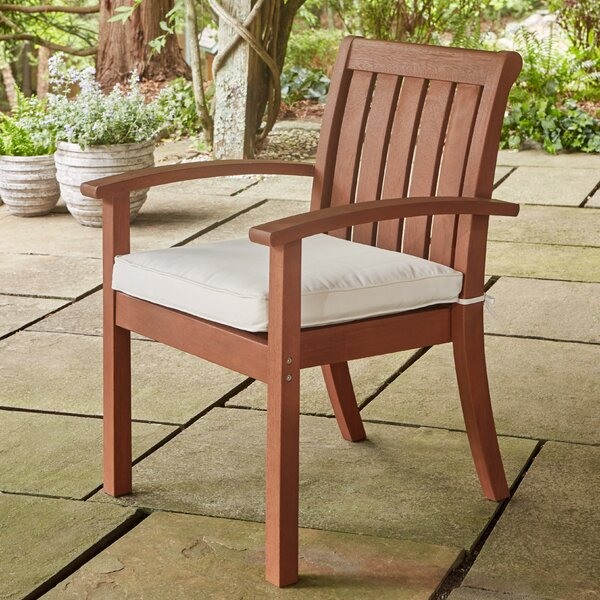 Rossi Patio Dining Chair with Cushion by Birch Lane™