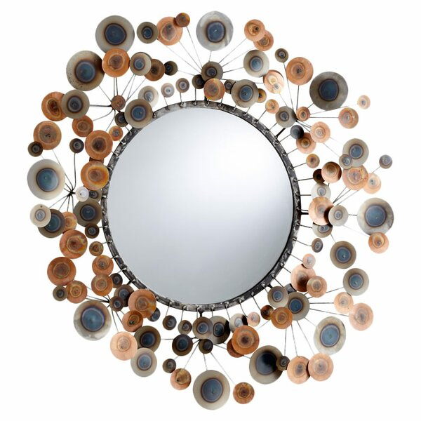 Lucca Wall Mirror by Cyan Design