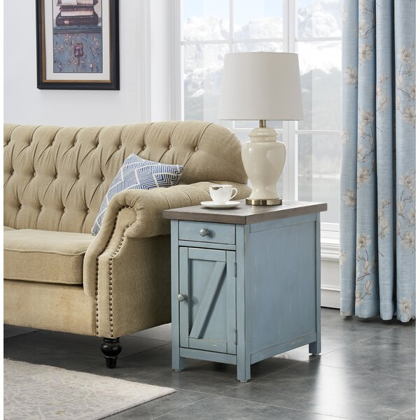 Agnes End Table By Rosecliff Heights