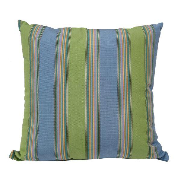 Lichtenstein Bravada Outdoor Sunbrella Throw Pillow by Red Barrel Studio