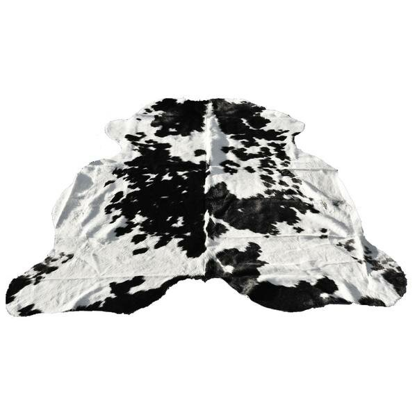 Black/White Area Rug by Rug Factory Plus