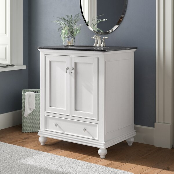 Snydertown 30 Single Bathroom Vanity Set by Charlt