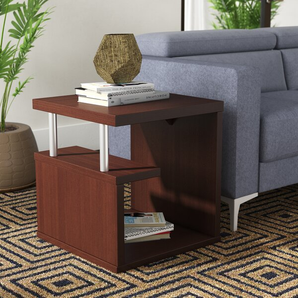 Courtney End Table by Zipcode Design