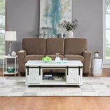 wichita Floor Shelf Coffee Table by Gracie Oaks