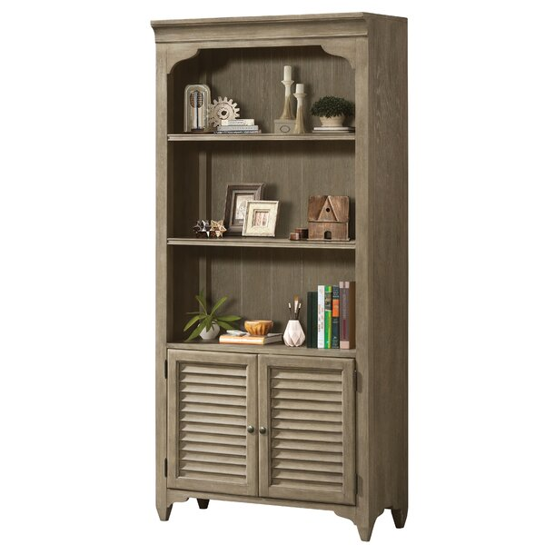Myra Standard Bookcase by Rosecliff Heights
