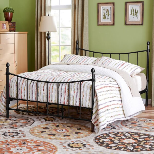 Merion Platform Bed by Andover Mills