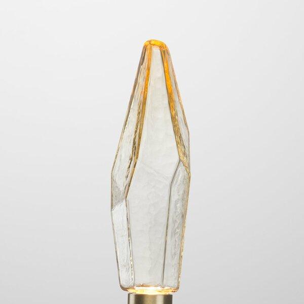 6-Light LED Sputnik Sphere Chandelier by Hammerton Studio Hammerton Studio