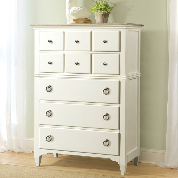Judith 5 Drawer Chest by Rosecliff Heights