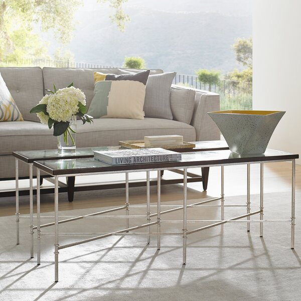 Crestaire Ventura Coffee Table by Stanley Furniture