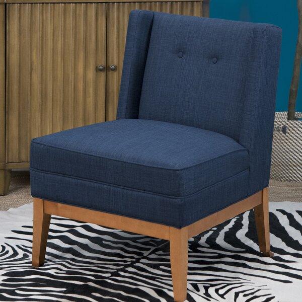 Spann Slipper Chair by Union Rustic