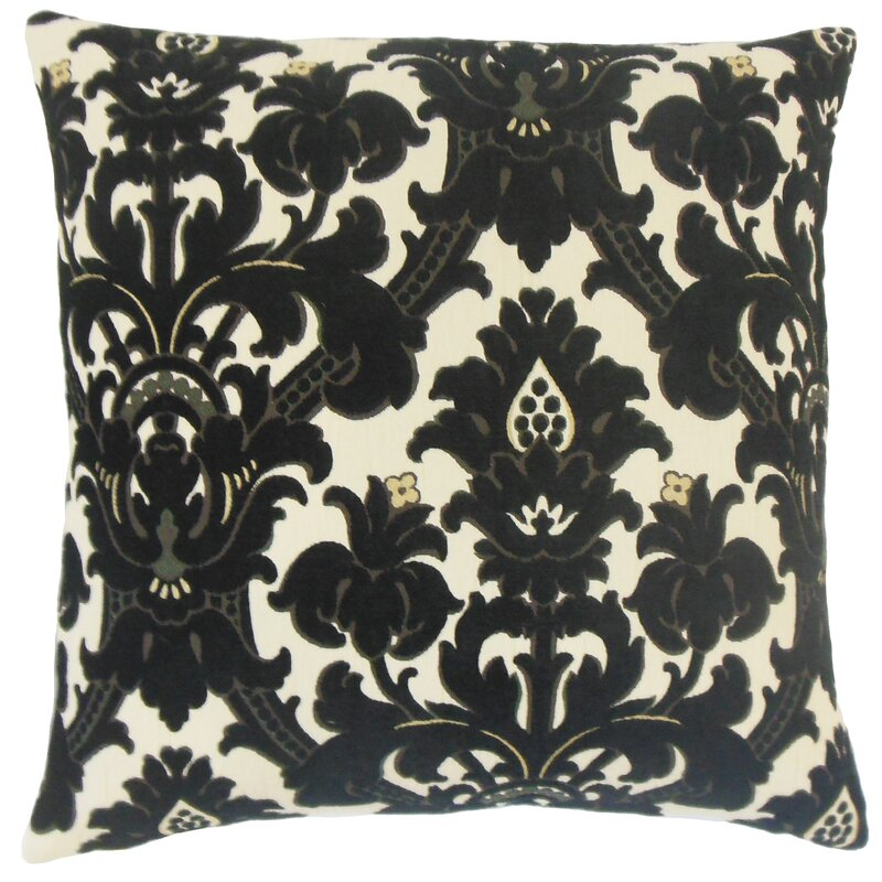 Rosdorf Park Natashia Damask Floor Pillow Wayfair