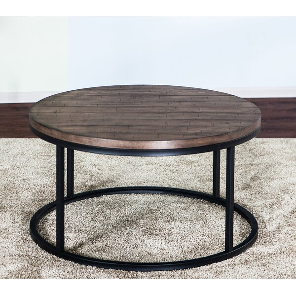 Brockman Coffee Table By Williston Forge