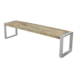Wood Bench by Timbergirl