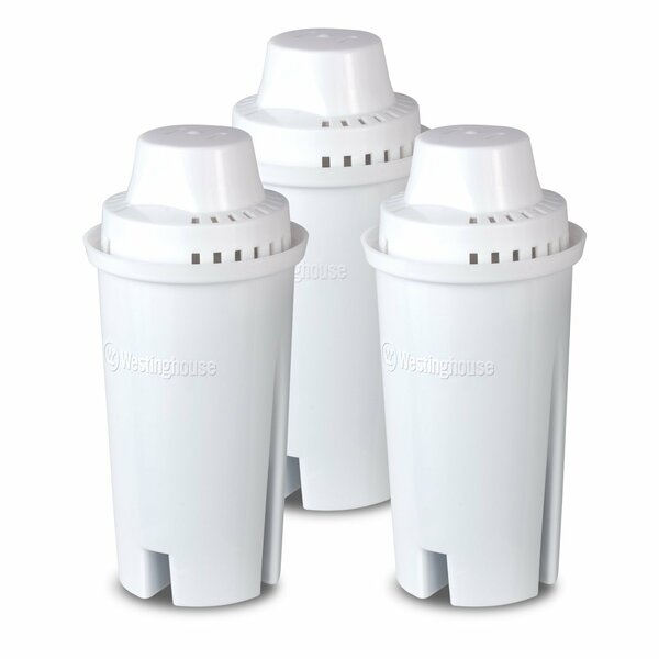 Under Sink Water Replacement Filter Cartridge (Set of 3) by Westinghouse