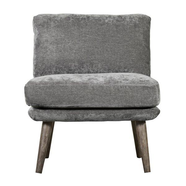 Sophie Slipper Chair by Elle Decor