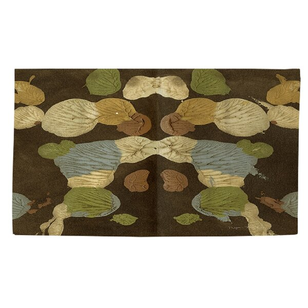 Rorschach Abstract Multi Area Rug by Manual Woodworkers & Weavers