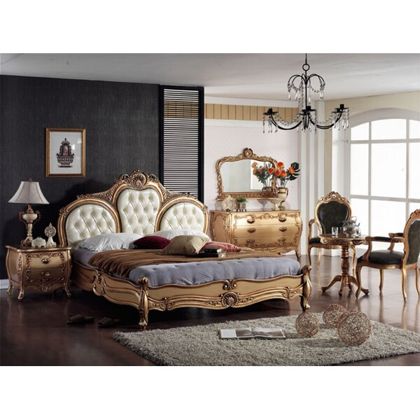 Elwell Queen Standard 5 Piece Bedroom Set by Astoria Grand