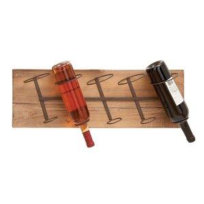 Conann 5 Bottle Wall Mounted Wine Rack by Trent Austin Design