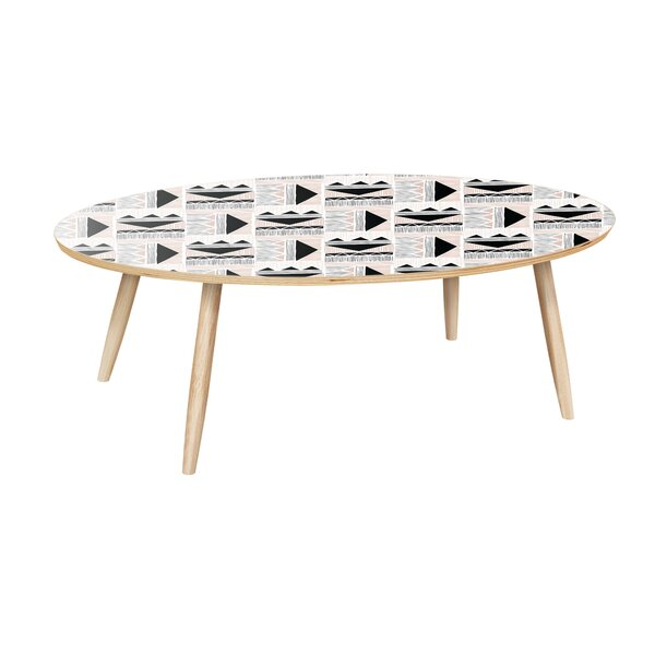 Bungalow Rose Oval Coffee Tables