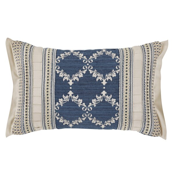 Madrena Lumbar Pillow by Croscill Home Fashions