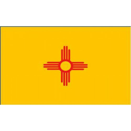 New Mexico Traditional Flag by NeoPlex