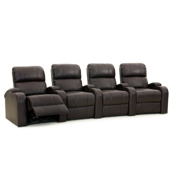 Home Theater Lounger (Row Of 4) By Orren Ellis