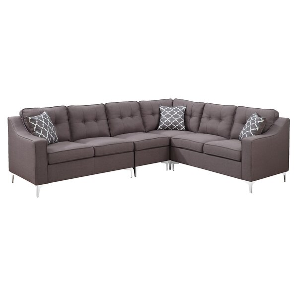Bigelow Right Hand Facing Sectional by Orren Ellis