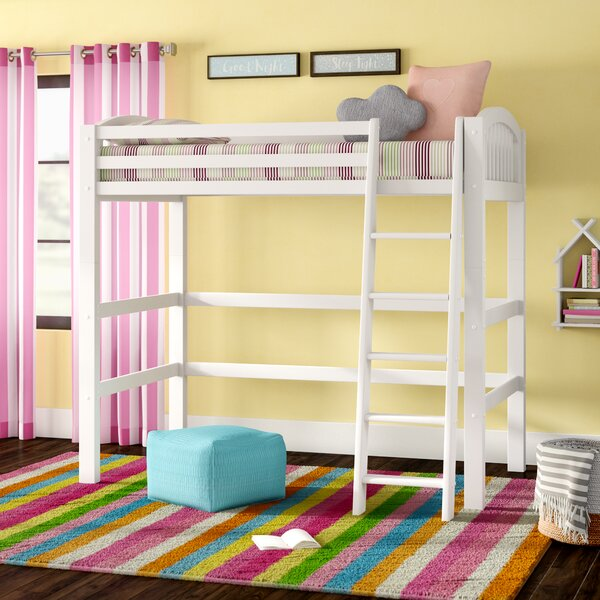 Isabelle Twin Loft Bed by Viv + Rae