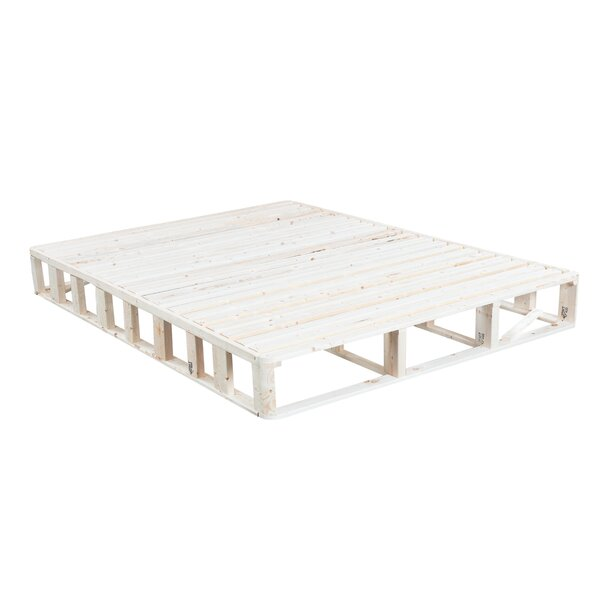 9 Mattress Foundation (Set of 2) by Alwyn Home