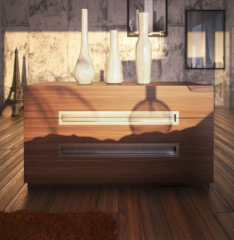 1085 Best Images About Bedroom Furniture On Pinterest: Modloft Monroe 3 Drawer Dresser & Reviews