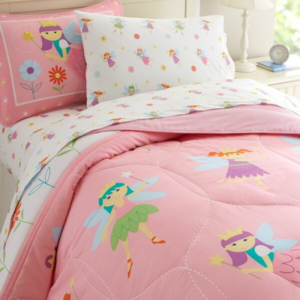 Olive Kids Fairy Princess Comforter Collection by Wildkin