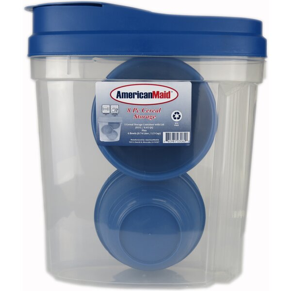 Cereal Dispenser by American Maid Plastic