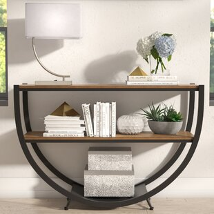 Look for Goodlow Console Table By Mercury Row