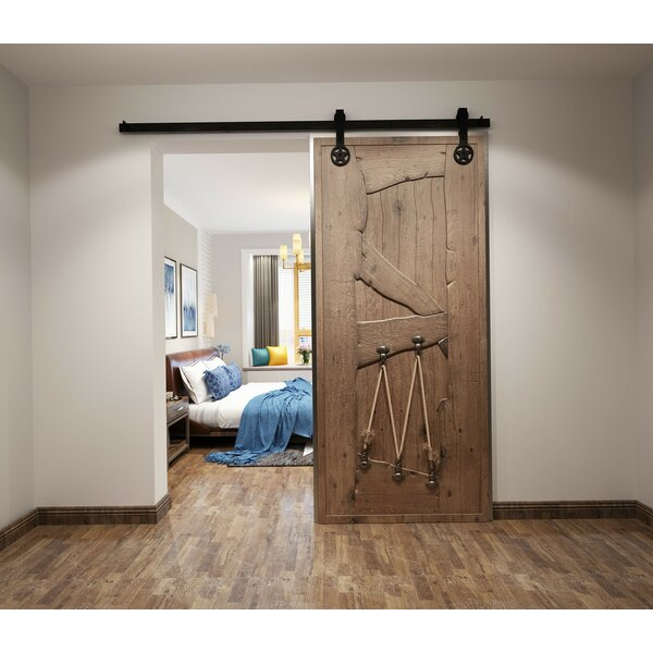 Single Star Barn Door Hardware by Vancleef