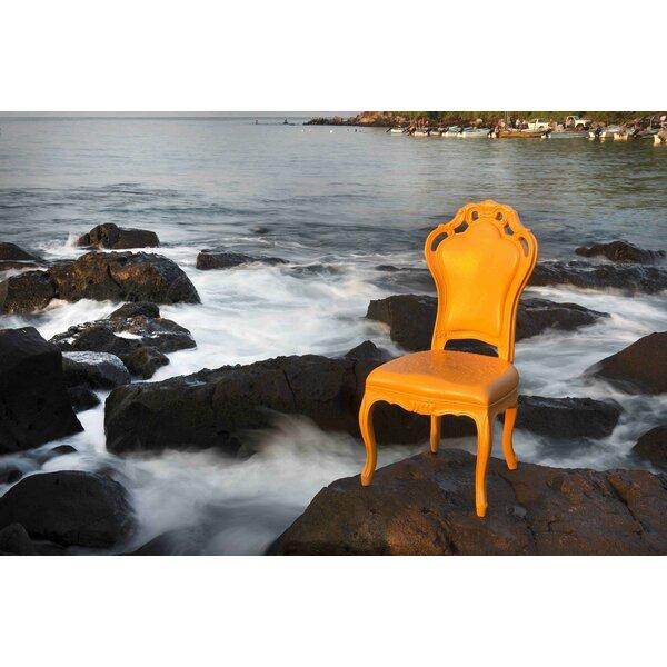 Fischer Patio Dining Chair by Rosdorf Park