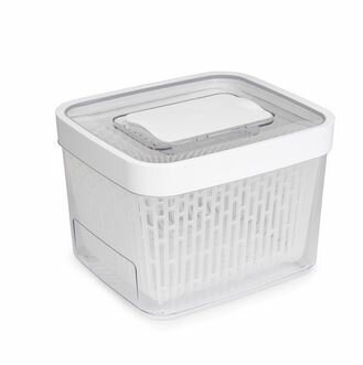 Good Grips GreenSaver Produce Keeper 4.3 Qt Food Storage Container by OXO