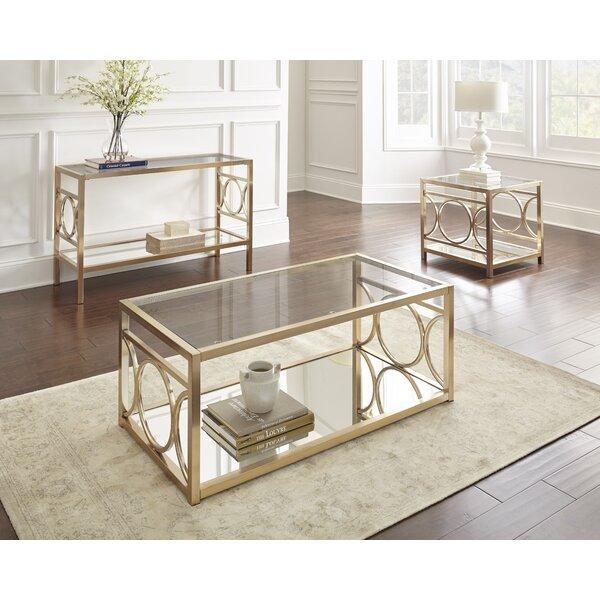 Astor 3 Piece Coffee Table Set