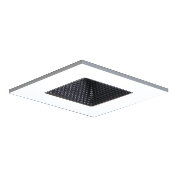 3 Stepped Baffle Recessed Trim by Halo