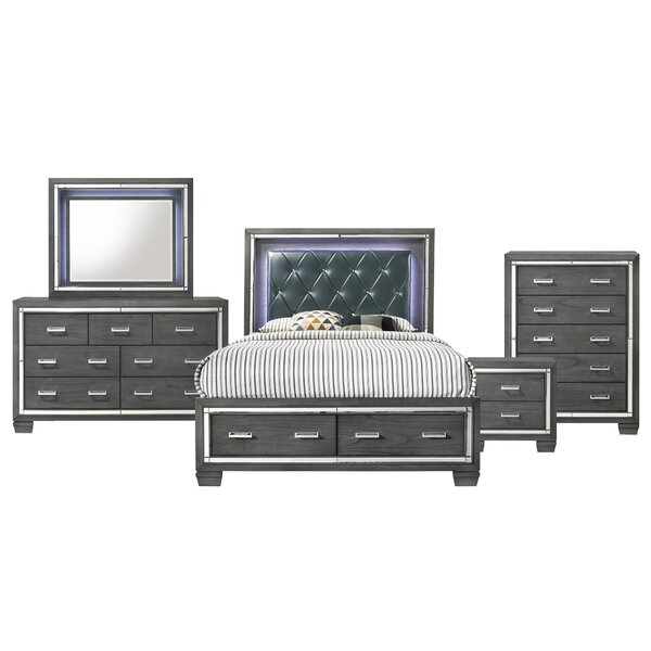 Anthea Platform 5 Piece Bedroom Set By House Of Hampton Herry Up