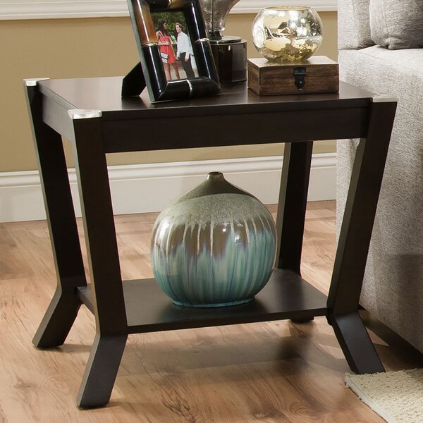 Palmetto End Table by Simmons Casegoods by Latitude Run
