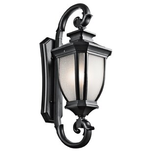 Bargain Greenview 4-Light Outdoor Wall Lantern By Three Posts